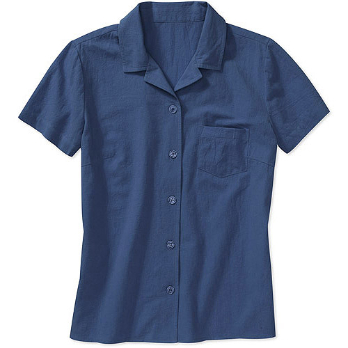 White Stag - Womens Cotton Classic Woven Campshirt