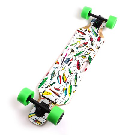 Skin For Blitzart Huracane 38 Electric Skateboard Easy To Ly Remove And Change Styles Made In The Usa