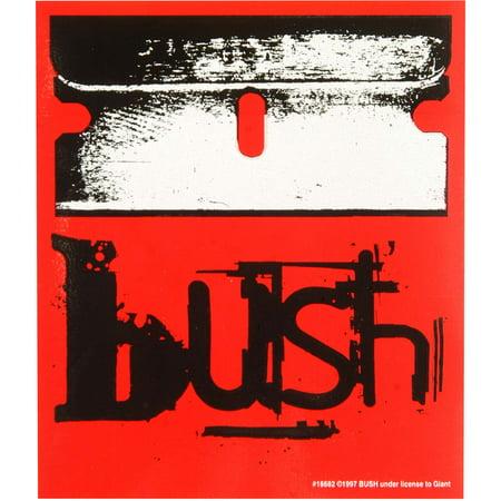 Bush Sticker