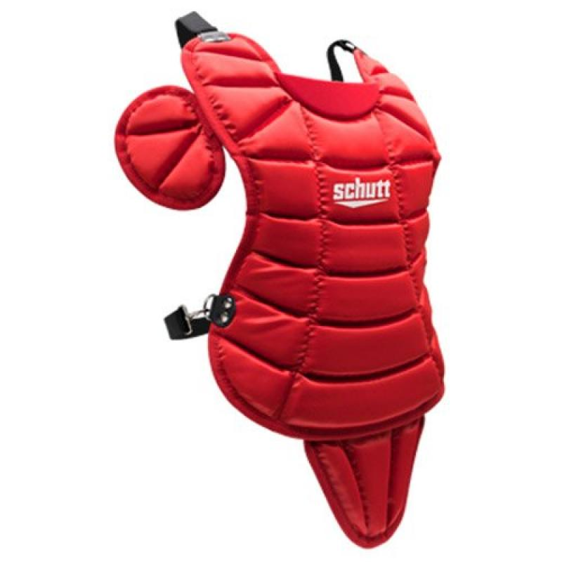Schutt Sports Youth Baseball Chest Protector, Scarlet, Ag...