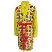 spongebob squarepants adult plush robe
