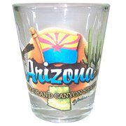 "Ddi Arizona Shot Glass 2.25h X 2"" W Elements (pack Of 96) by DDI"