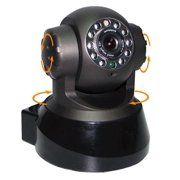 SeqCam Wired Pan and Tilt IP Camera