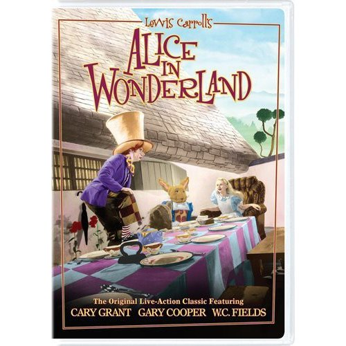 Alice In Wonderland (Full Frame)