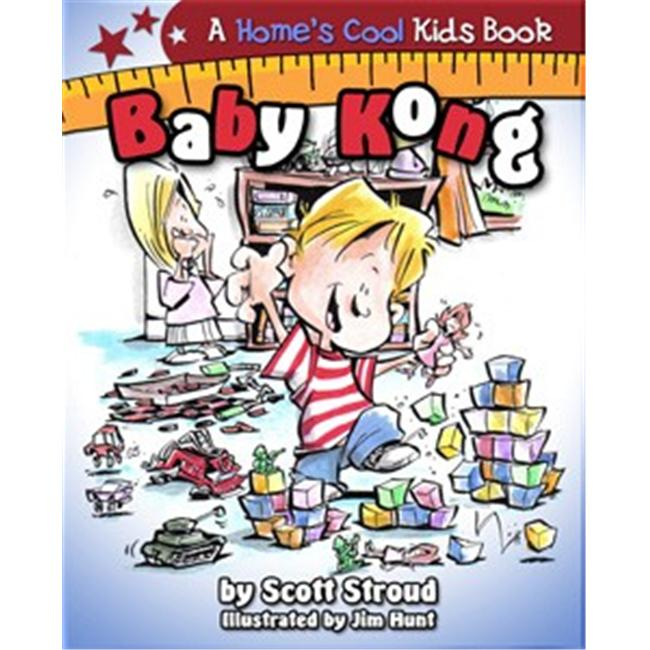 Big Tent Books BTB002 Baby Kong Book by Scott Stroud