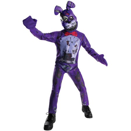 Child Nightmare Bonnie Costume](Nightmare Costume)