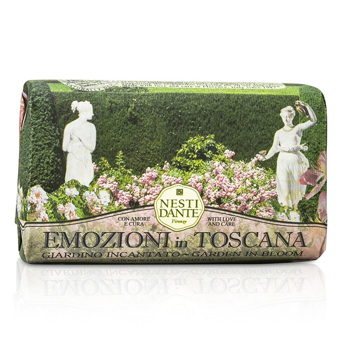 Nesti Dante - Emozioni In Toscana Natural Soap - Garden In Bloom -250g/8.8oz