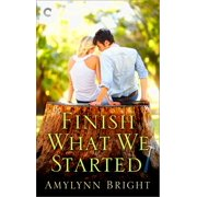 Finish What We Started - eBook
