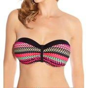 Fantasie FS6083 Paphos Underwire Gathered Bandeau Bikini Swim Top