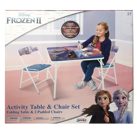 Disney Frozen 2 Erasable Activity Table