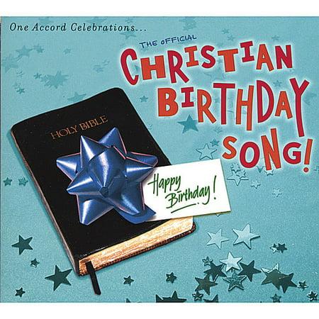 Christian Birthday Song / Various (Halloween Birthday Songs)