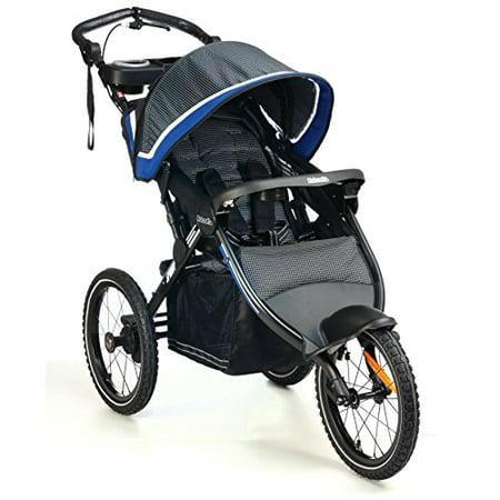 Kolcraft Sprint Pro Jogging Stroller  Sonic Blue