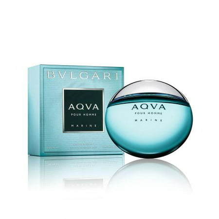Bvlgari Aqua Marine Cologne for Men, 3.4 Oz