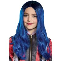 Descendants 3 Evie Girl's Wig Costume Accessory