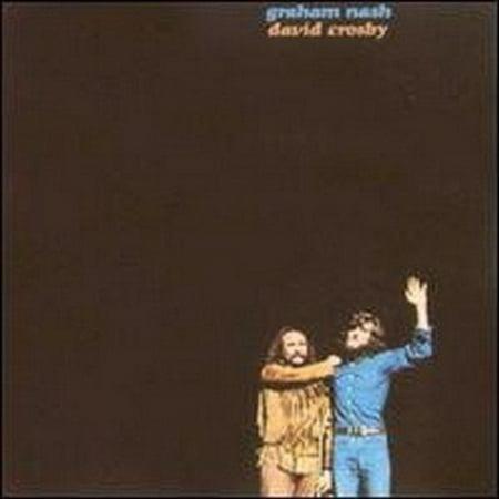 Graham Nash and David Crosby (CD) (Shes Got To Be Somewhere David Crosby)