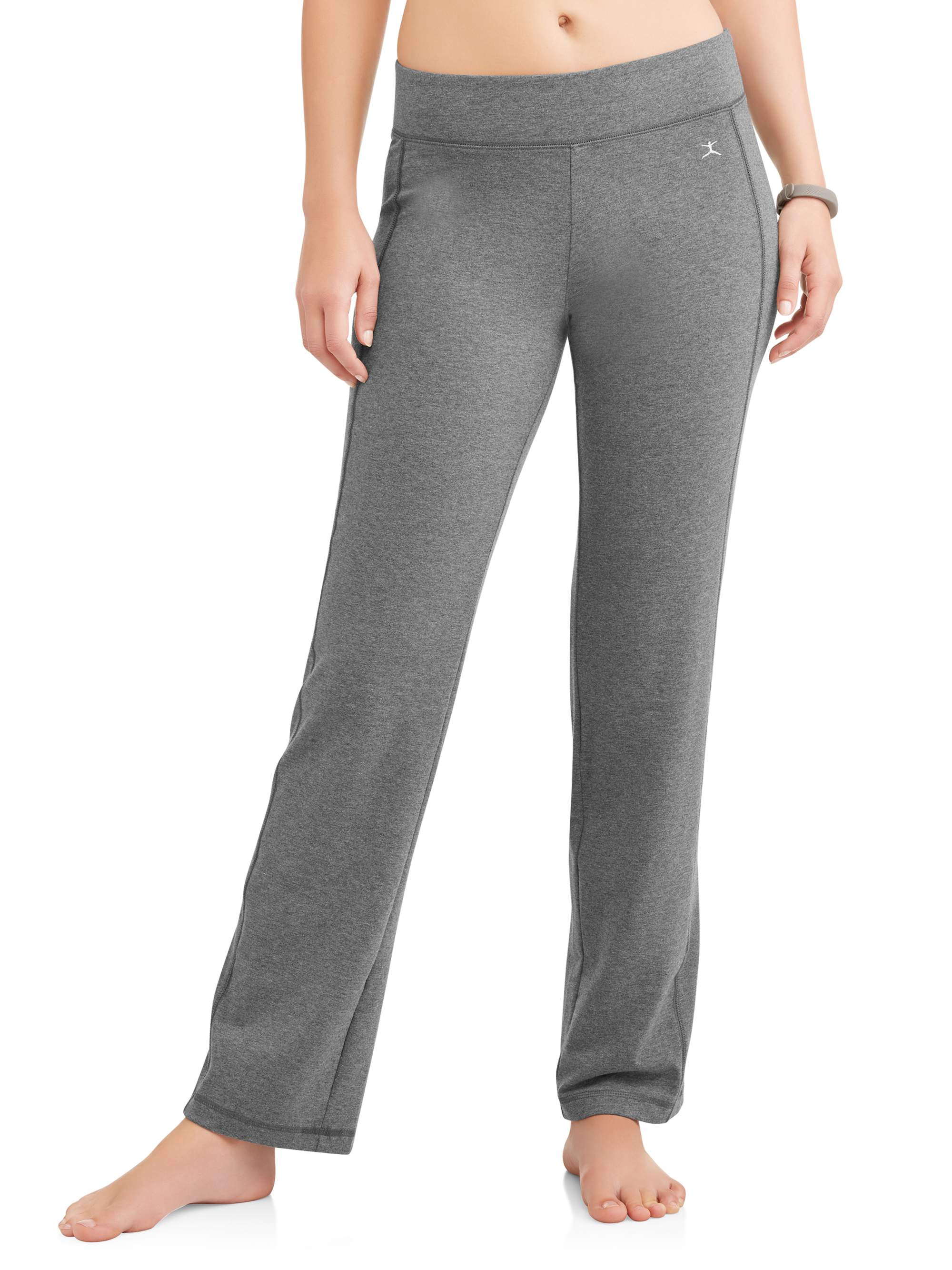63cbdf7775fc7 Danskin - Women's Core Active Sleek Fit Yoga Pant - Walmart.com