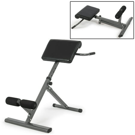 UBesGoo Abs Back Hyper Extension Exercise Bench, 28