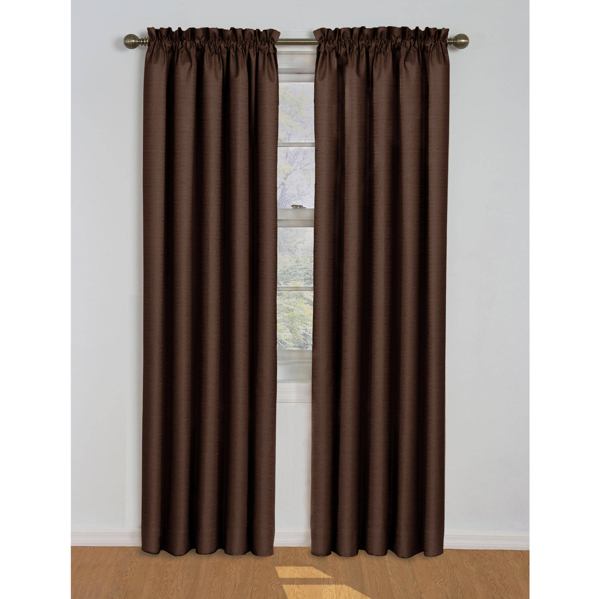 Eclipse Samara Blackout Energy-Efficient Thermal Curtain Panel