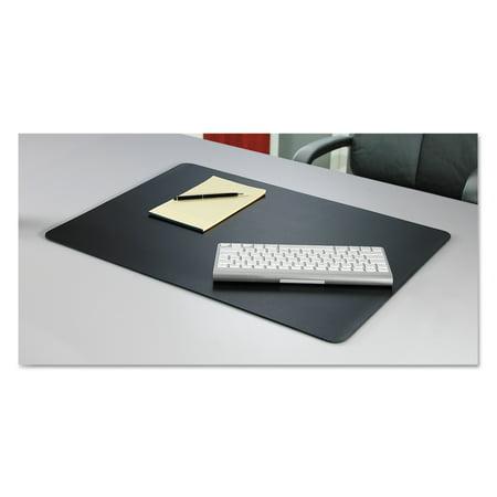 Artistic Rhinolin II Desk Pad with Microban, 36 x 24, Black (Artistic Rhinolin Desk Pad)