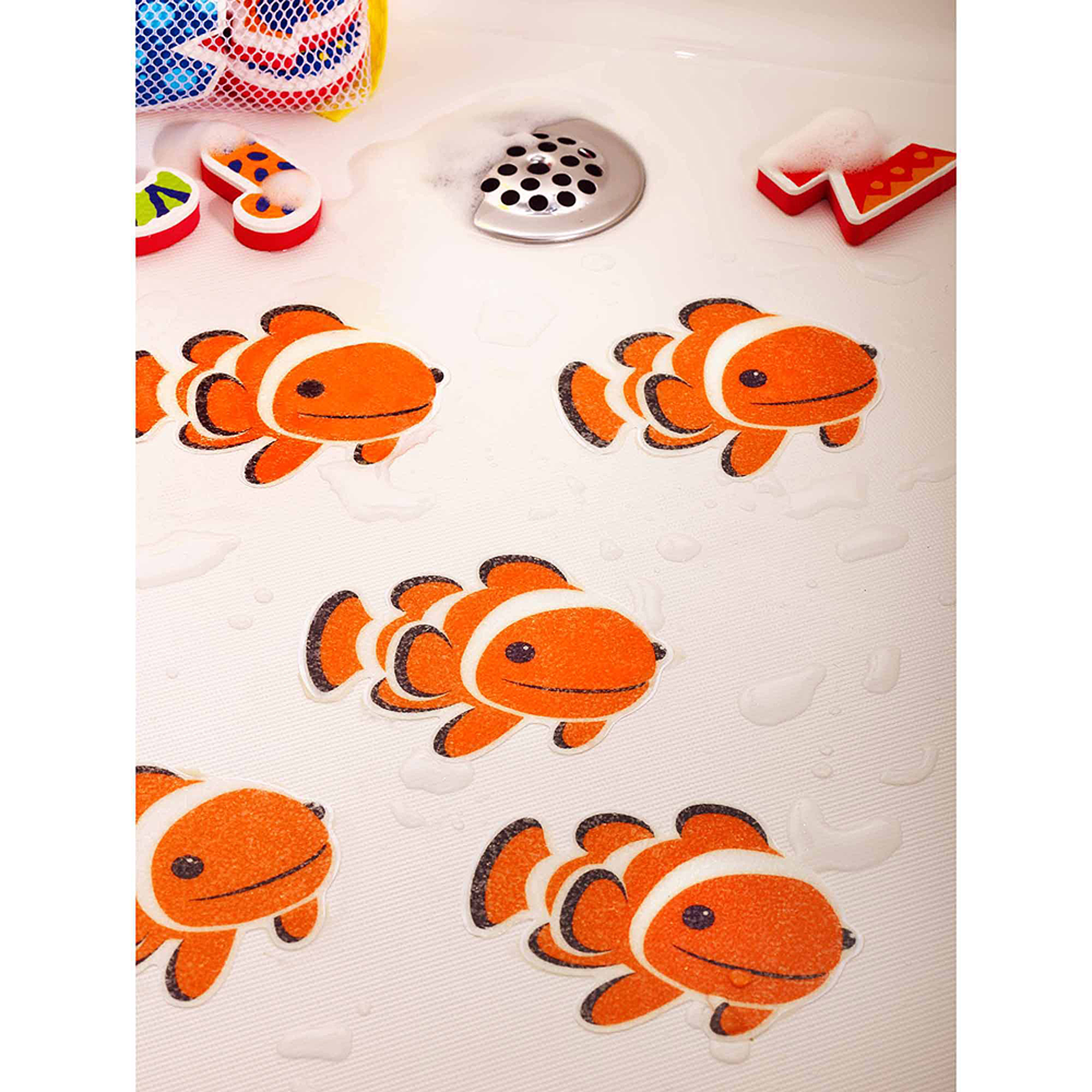 SlipX Solutions Clownfish Tub Tatoos