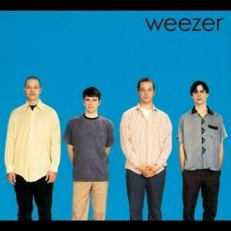Weezer (CD) (Weezer Signed)