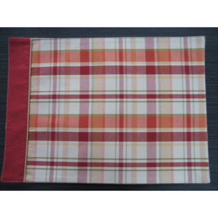 Better Homes And Gardens Harvest Plaid Placemat