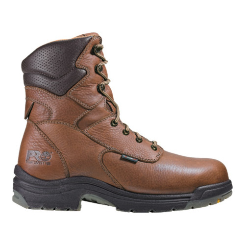 "Men's Timberland PRO TiTAN 8"" Safety Toe WP"