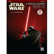 Instrumental Solo: Star Wars A Musical Journey Episodes I-VI: Flute: Level 2-3 (Other)