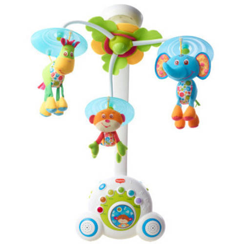 Tiny Love Soothe and Groove Mobile, Safari