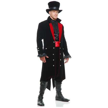 Midnight Vampire Adult Costume - Small for $<!---->