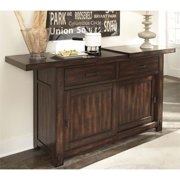 Liberty Furniture Tahoe Server in Mahogany Stain