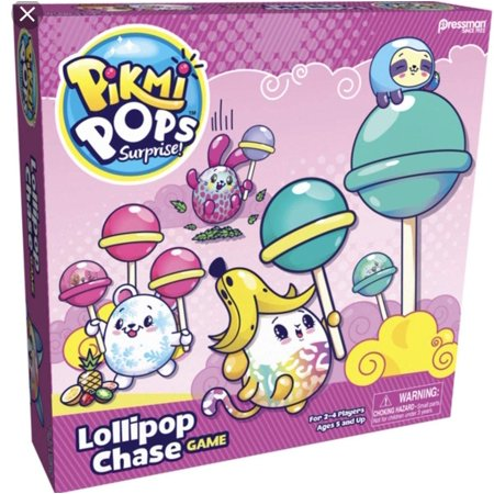 Pikmi Pops Surprise! Lollipop Chase Game ()