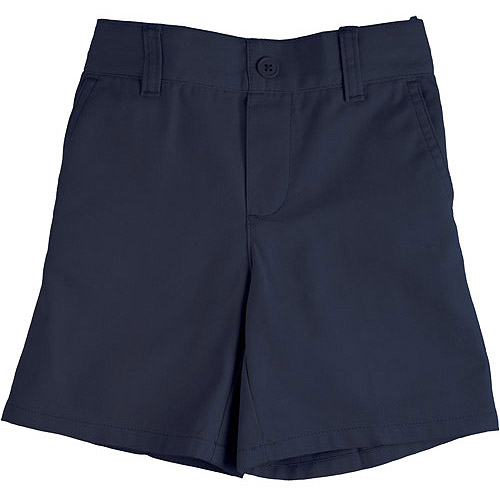 Healthtex Baby Boys' Flat Front Back Elastic Shorts