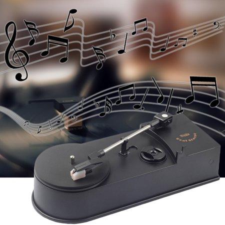 Multifunctional Usb Mini Phonograph Turntable Audio Player Convert To Cd Mp3
