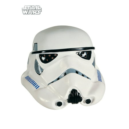 Deluxe Storm Trooper Mask For Men