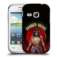 OFFICIAL WWE EMBER MOON HARD BACK CASE FOR SAMSUNG PHONES 5