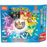 Mega Construx Pokemon Ultimate Eevee Evolution Pack