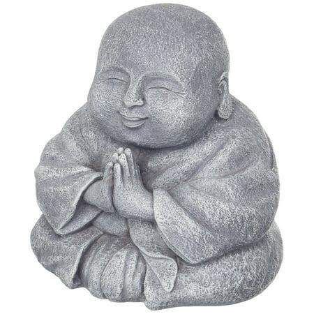 Grasslands Road Happy Praying Buddha Statue Figurine](Grasslands Road Halloween)