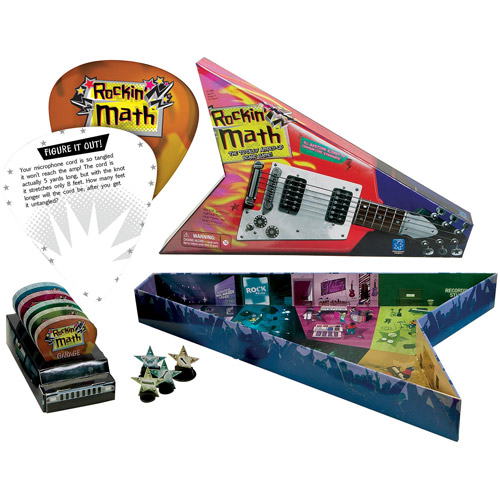 Educational Insights Rockin' Math Game