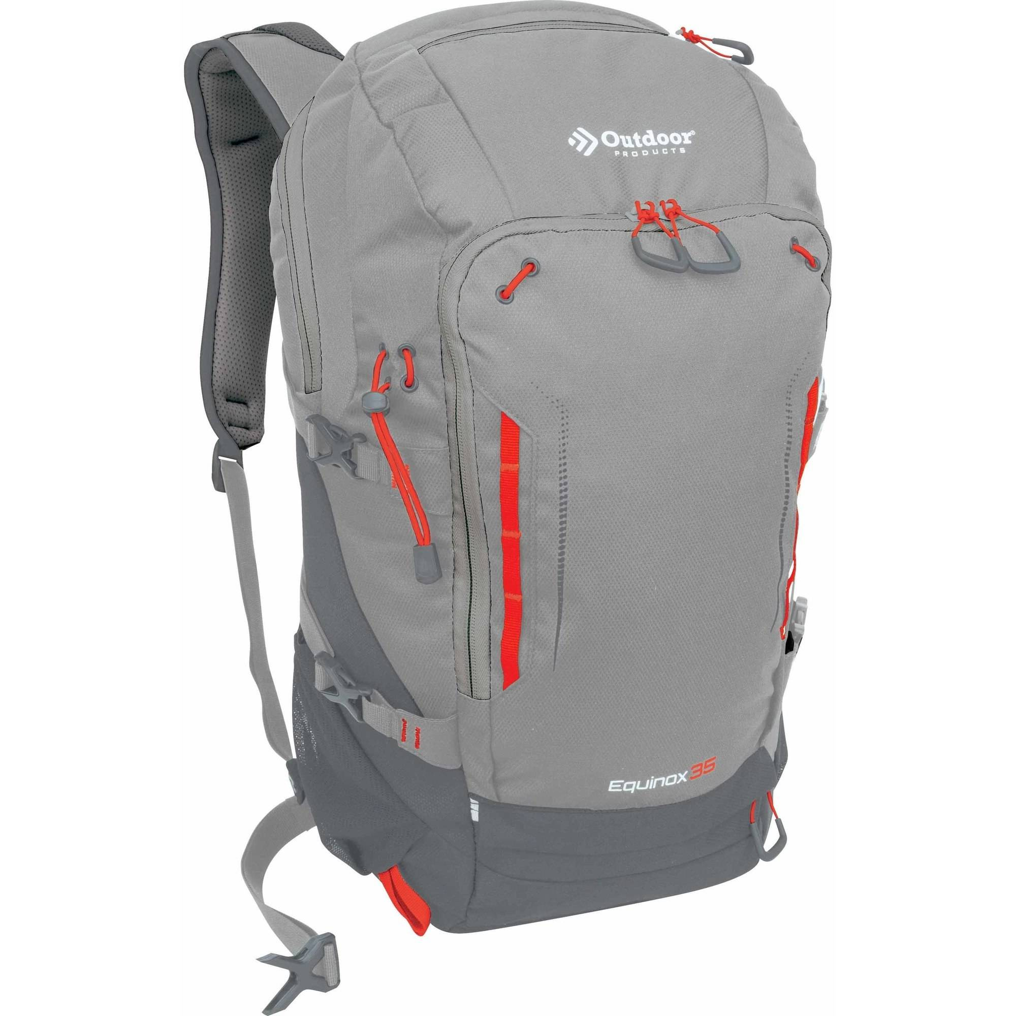 Outdoor Products Equinox Internal Frame Backpack for Camping, Hiking, Travel Pack