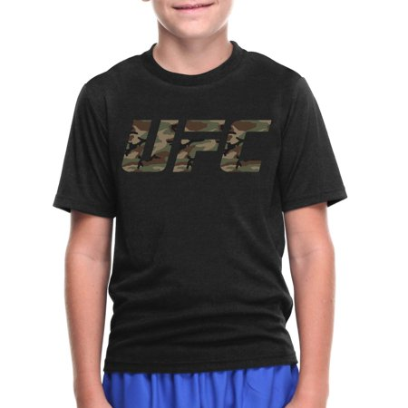 - UFC Assorted Short Sleeve Graphic Tees (Little Boys & Big Boys)