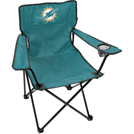NFL Miami Dolphins Gameday Elite Chair - Miami Dolphins Training Camp