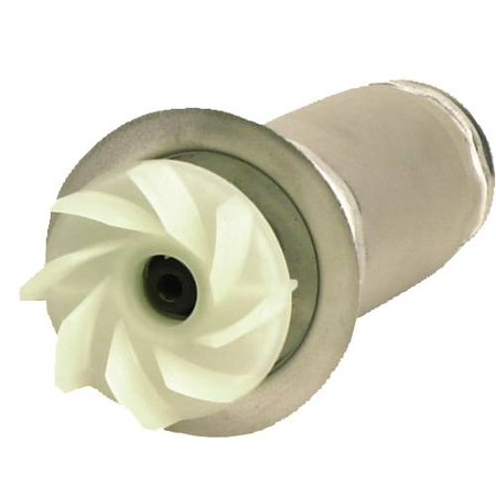 Impeller And Shaft Assembly For Taco 120 Pumps
