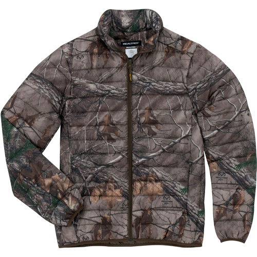 Realtree Xtra Men's Packable Down Jacket