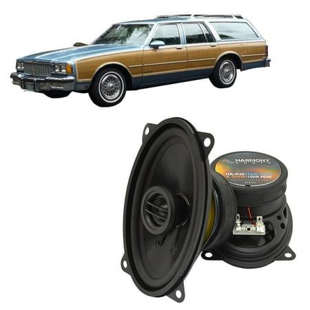 Fits Pontiac Bonneville Safari Wagon 1984-1988 Front Dash Replacement HA-R46