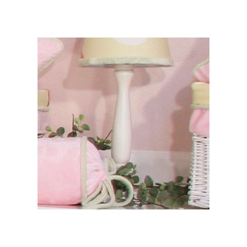 Brandee Danielle Minky Bubbles 15'' Table Lamp