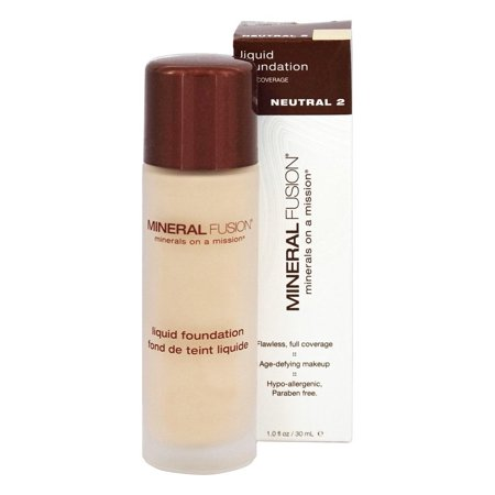 Mineral Fusion Natural Brands Mineral Fusion  Foundation, 1