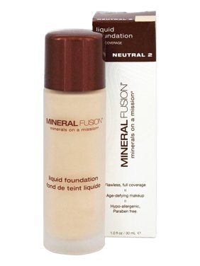 Mineral Fusion Natural Brands Mineral Fusion  Foundation, 1 oz