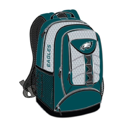 NFL Philadelphia Eagles Colossus Backpack, Emerald