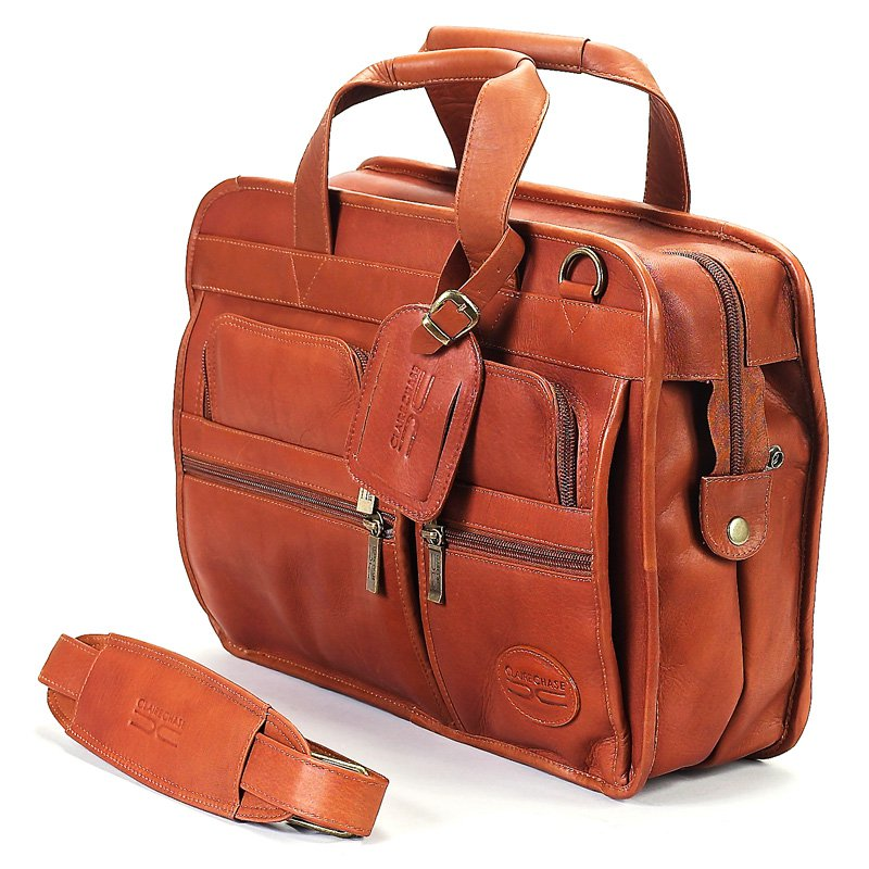 Claire Chase Slimline Executive Briefcase